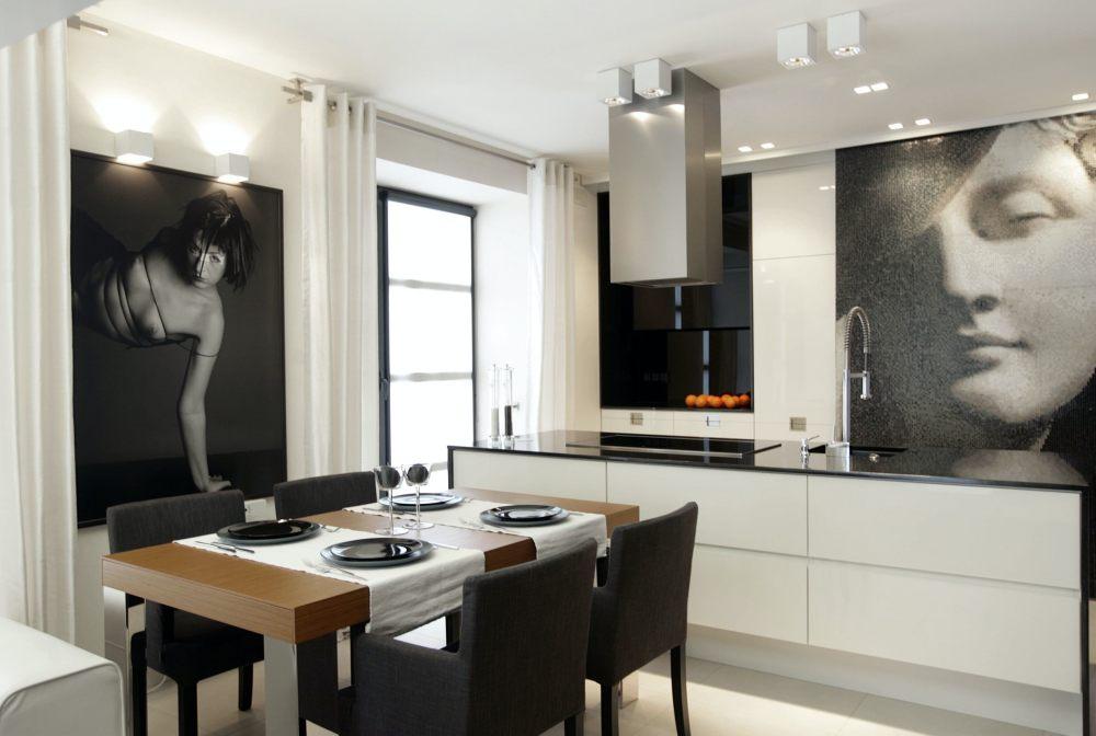 Projektowanie mebli do kuchni i aranżacja kuchennej przestrzeni